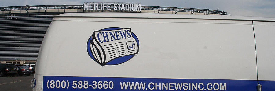 CH News at Metlife Stadium